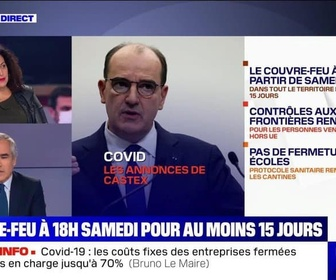 Replay Le Dezoom - Covid-19: Que retient-on des annonces de Jean Castex ? (2) - 14/01