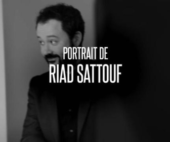 Replay Les Cahiers d'Esther - Portrait de l'auteur Riad Sattouf