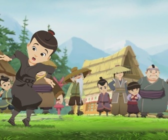 Replay Mini Ninjas - S02 E19 - La Danse du Riz