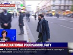 Replay BFM story - Story 8 : Hommage national à Samuel Paty - 21/10