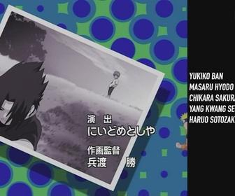 Replay Naruto - Episode 122 - Shikamaru joue le tout pour le tout