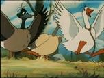 Replay Nils holgersson aux pays des oies sauvages - episode 39 - l'adieu de gorgo