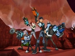 Replay Slugterra - S1 E9 : Le club des Slugs