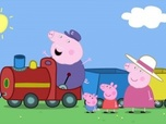 Replay Peppa Pig - S2 E29 : Le petit train de Papy Pig