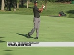 Replay Golf - Tiger Woods, le retour