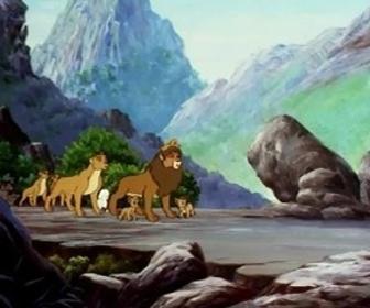 Replay Simba - le roi lion - episode 51