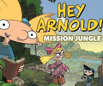 Replay Hey Arnold Mission Jungle - Le Film