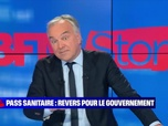 Replay BFM story - Story 9 : Pass sanitaire, revers pour le gouvernement - 22/07