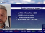 Replay 60 minutes Business - Vous recrutez : Opinion System / Parallele Media - 17/09
