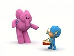 Replay Pocoyo - le tambour