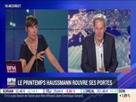 Replay Inside - Le Printemps Haussmann rouvre ses portes - 27/05