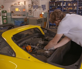 Replay Wheeler Dealers France - Ferrari 308 Gtsi