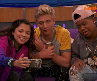 Replay Game Shakers - #double moche