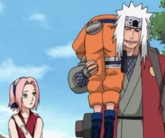 Replay Naruto - Episode 141 - La Décision de Sakura