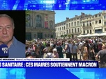 Replay Week-end direct - Manifestations anti pass sanitaire: Je suis très choqué, s'insurge Jean-Luc Moudenc - 18/07
