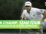 Replay Golf - Les highlights de Dustin Johnson : PGA Championship 2020 - 3ème Tour