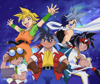 Beyblade replay