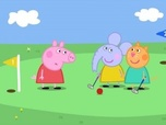 Replay Peppa Pig - S2 E43 : La dispute