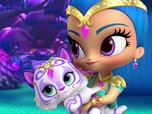 Replay La renarde invisible - Shimmer & Shine