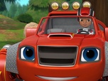 Replay Course aux ours - Blaze et les Monster Machines