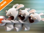 Replay Les Lapins Crétins - Invasion, la série TV - Trône crétin