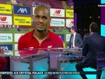 Replay Football - Fabinho se confie au micro de CANAL+SPORT après sa sublime prestation : Premier League