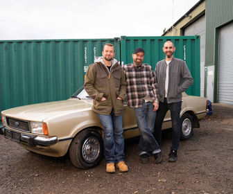 Replay Chasseurs D´Auto - Ford Taunus