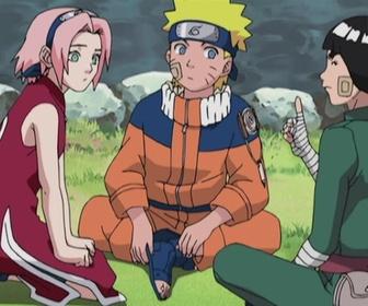 Replay Naruto - Episode 209 - Les ennemis sont les Shinobazu !