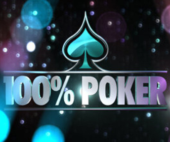 100% poker replay