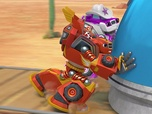 Replay Stoppez les machines - Blaze et les Monster Machines