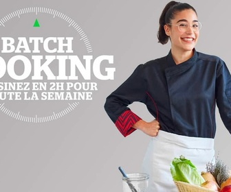 Batch cooking replay