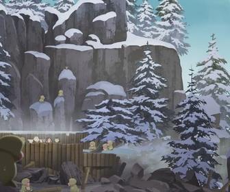 Replay Mini Ninjas - S02 E08 - Bains de feu