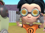 Replay Les figurines de Liam - Rusty Rivets : inventeur en herbe
