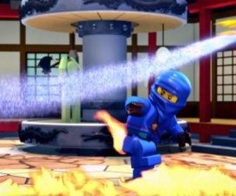 Replay Lego ninjago - S2 E2 : Pirates contre ninjas