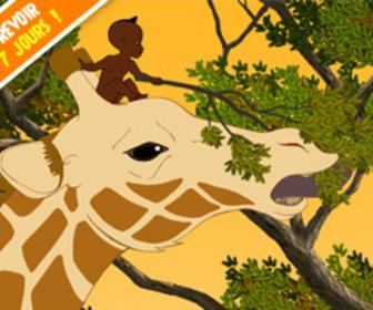 Kirikou et les animaux d'Afrique replay