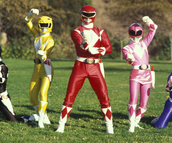 Power Rangers replay
