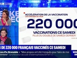 Replay Week-end direct - Plus de 220 000 Français vaccinés ce samedi - 06/03