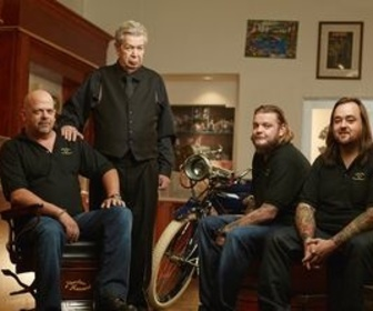Replay Pawn Stars - Une signature qui vaut de l'or