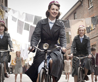 Call the midwife replay