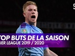 Replay Football - Les plus beaux buts de la saison de Premier League : Premier League