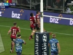Replay Rugby - Les essais de Crusaders / Blues